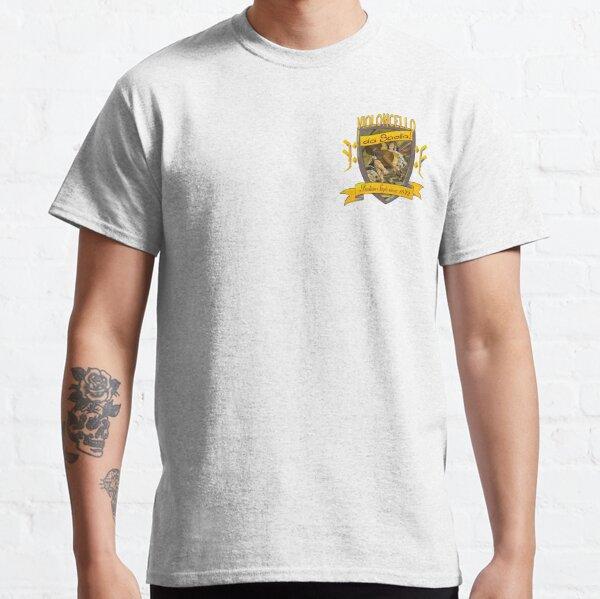Heart size Crema da spalla shield Classic T-Shirt