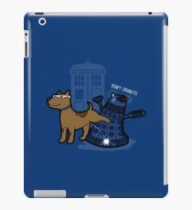 Doctor Wuff iPad Case/Skin