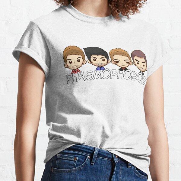 The Phasmophoboiz Classic T-Shirt