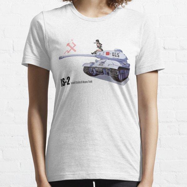 Girls Und Panzer - Katyusha and Nonna Essential T-Shirt
