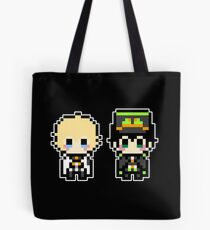 Pixel Yuichiro & Mikaela Tote Bag