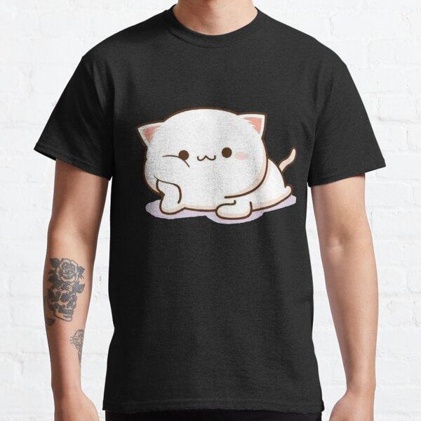 Osos de leche y moca Cara linda Camiseta clásica