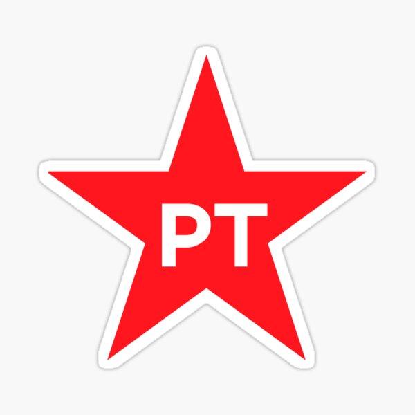 Partido dos Trabalhadores Sticker