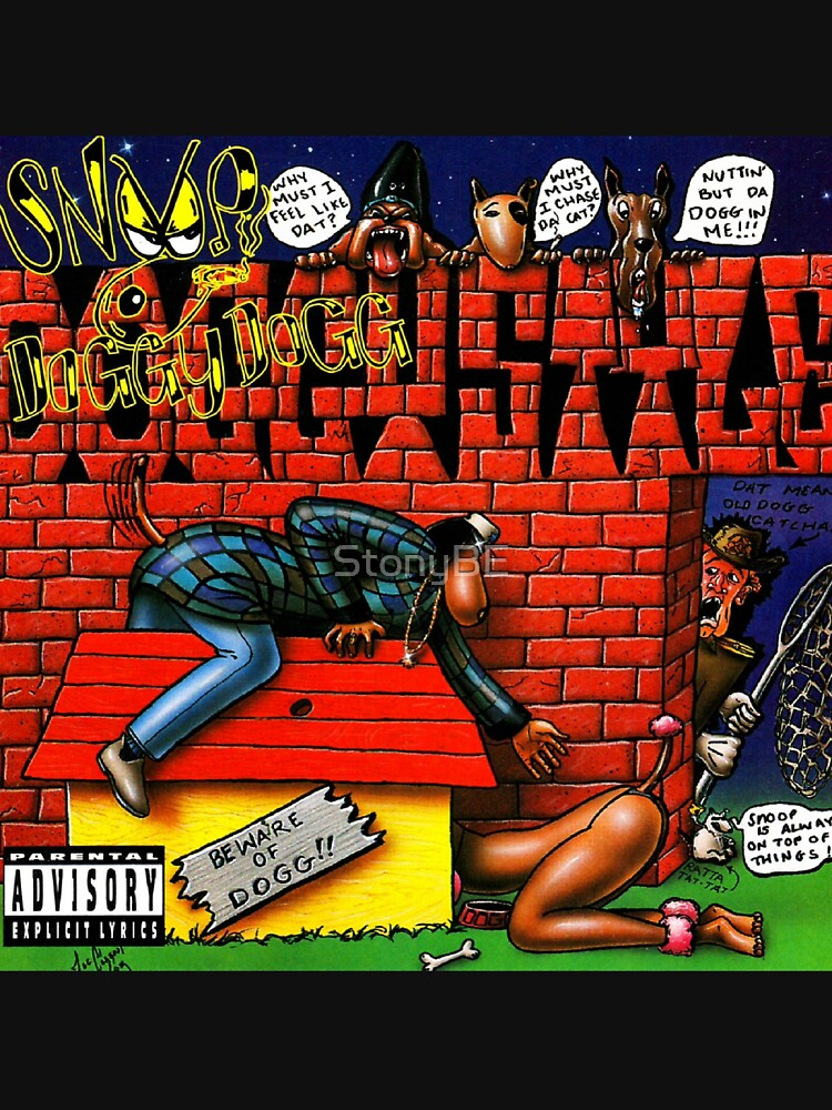 Snoop dogg  Doggystyle by StonyBE