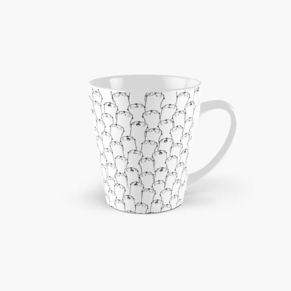 Modèle de loutre Mug long