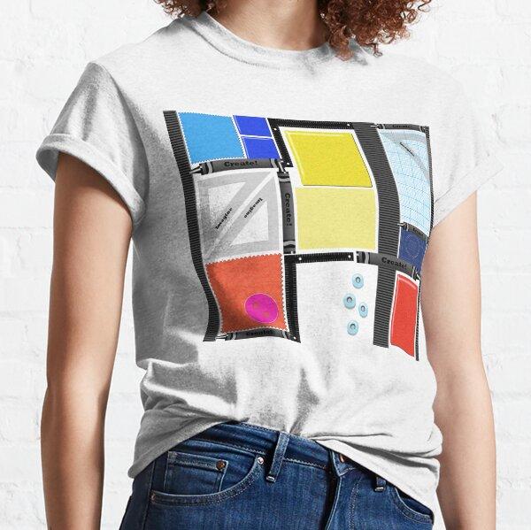 Imagine  - Create! Classic T-Shirt
