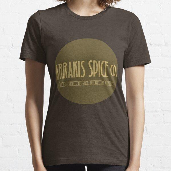 Dune - Arrakis Spice co. (version 2) Essential T-Shirt