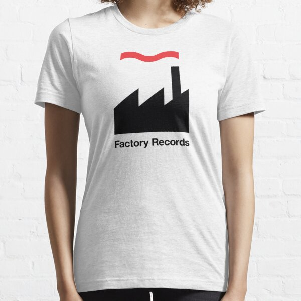 Mens Music T-Shirt Happy Mondays OMD FAC51 Factory Records Record Label