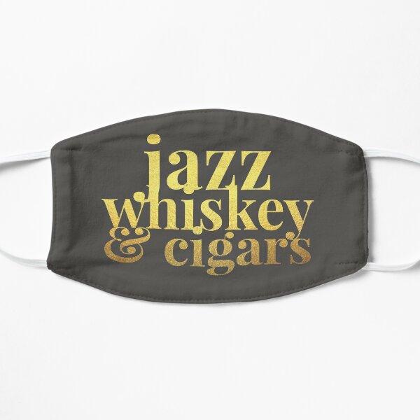 Jazz Whiskey & Cigars Mask