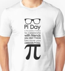 pi day Unisex T-Shirt