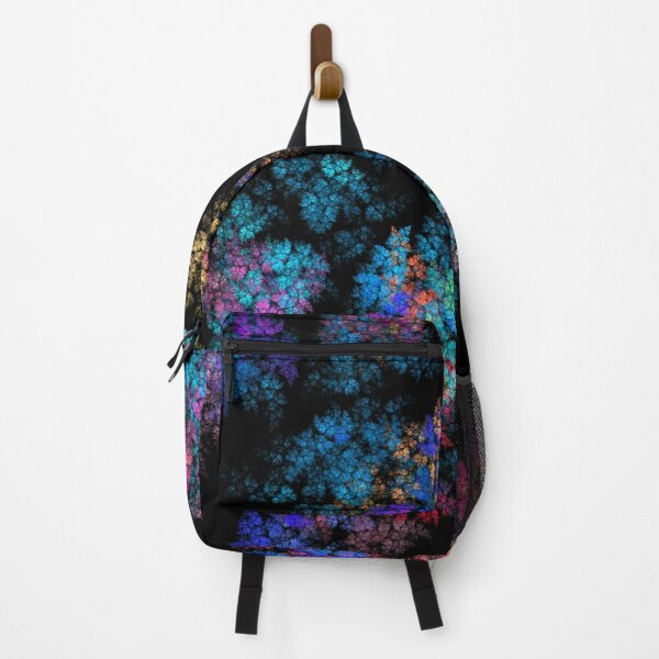 Fractal leaves Backpack