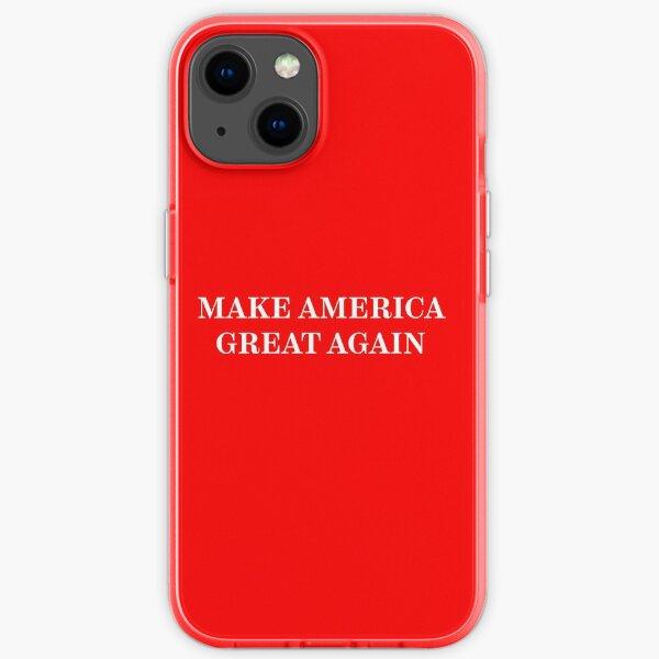 Make America Great Again iPhone Soft Case
