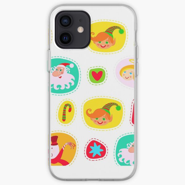 christmas phone cases iPhone Soft Case