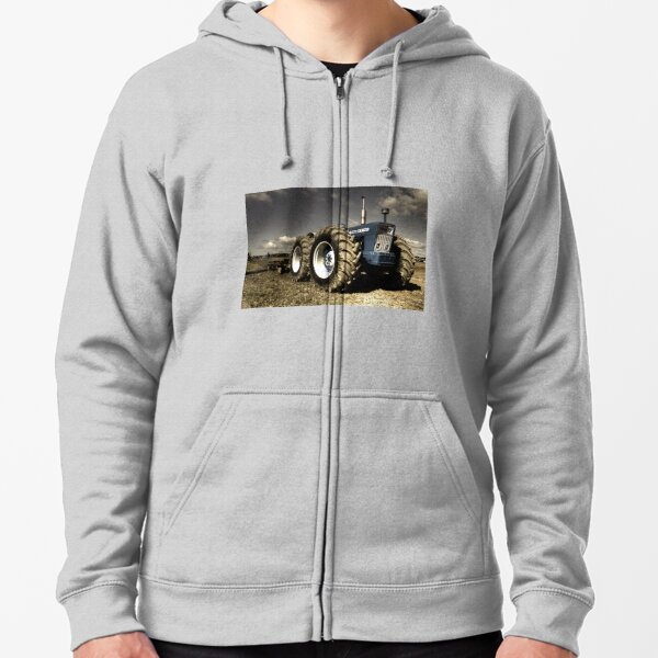 Ford County 4X4 Zipped Hoodie