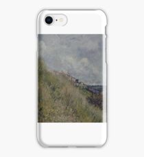 View of the Seine Slopes of By (Seine at Marne) iPhone Case/Skin