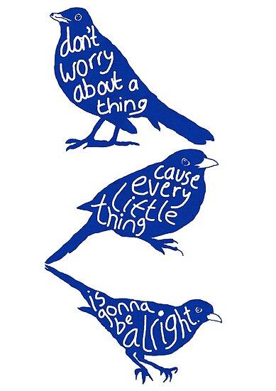 three lil birds. by lastlyofficial