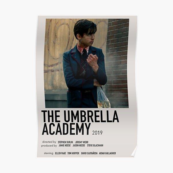 Póster The Umbrella Academy Polaroid Póster