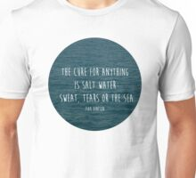 The Cure for Anything Unisex T-Shirt