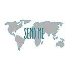 Send Me by Allison Kucharczyk