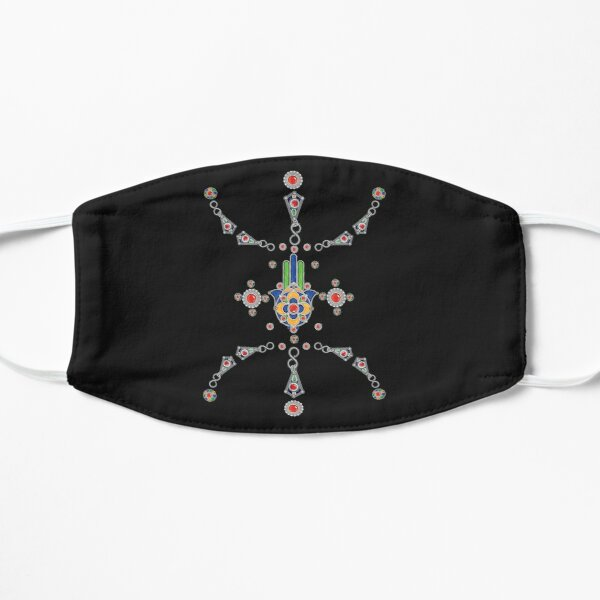 Bijoux kabyle elkhamssa Masque sans plis