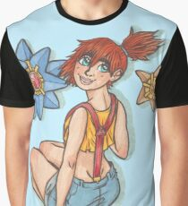 Misty and her Stars Fanart Graphic T-Shirt