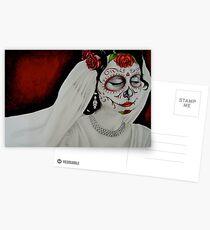 Bride of Death Postcards