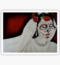 Bride of Death Sticker