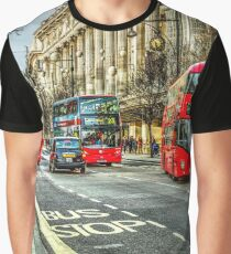 Oxford Street London Graphic T-Shirt