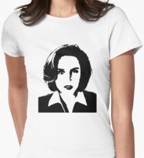 X-Files - Dana Scully Women's Fitted T-Shirt