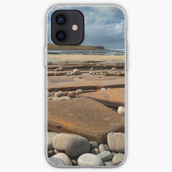 Skaill Beach Orkney Isles Scotland iPhone Soft Case