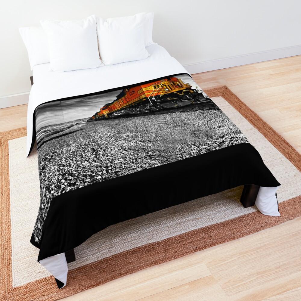 The Power of the Santa Fe  Comforter
