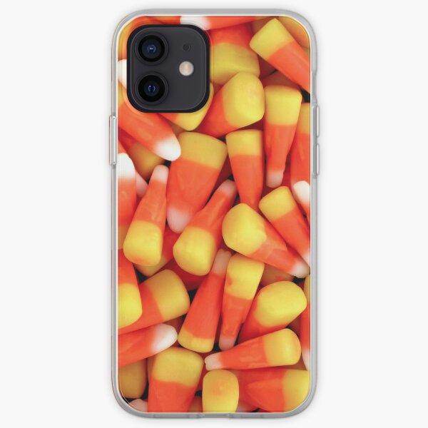 Candy Corn iPhone Soft Case