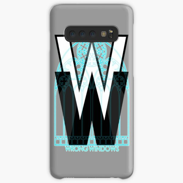 Wrong Windows Double-W Logo Variant #3 (Rose Triple Arch) Samsung Galaxy Snap Case