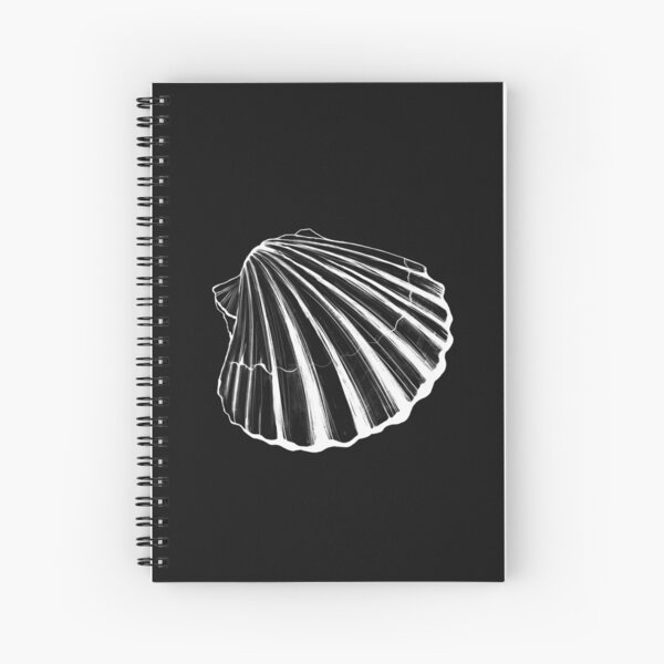 Coquillage Cahier à spirale