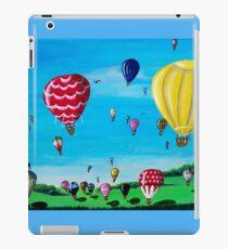 Heißluftballons iPad-Hülle & Klebefolie
