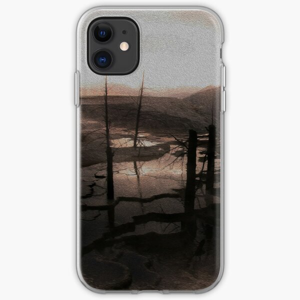 Canary Spring iPhone Soft Case