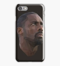 Idris Elba Low-Poly iPhone Case/Skin