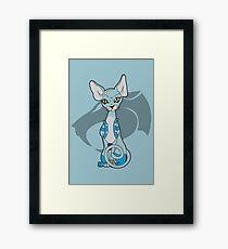 Cat A Like - Panthro Framed Print