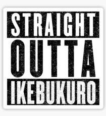 Otaku with Attitude: Ikebukuro Sticker