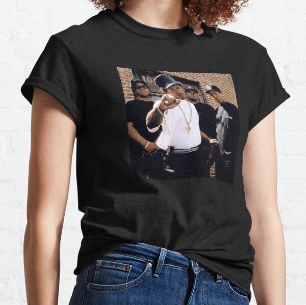Gangster Rap Icons Classic T-Shirt
