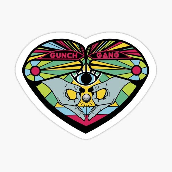 gunch gang Sticker