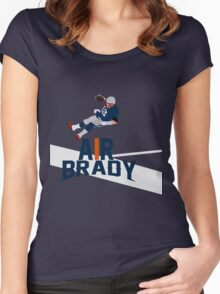 Air Brady Women's Fitted Scoop T-Shirt