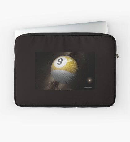 Planet 9 From Outer Space Laptop Sleeve