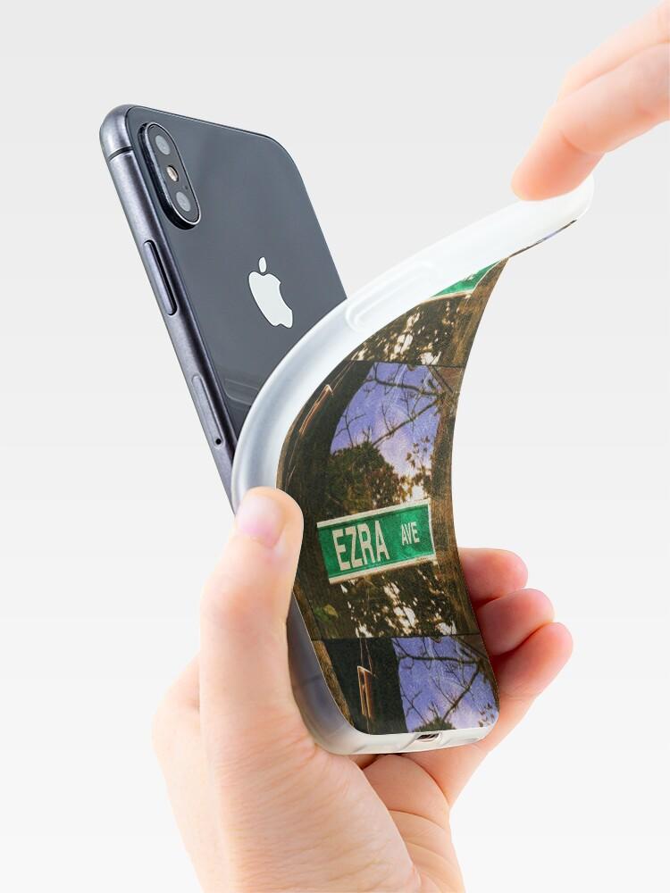 Alternate view of Ezra  iPhone Case & Cover