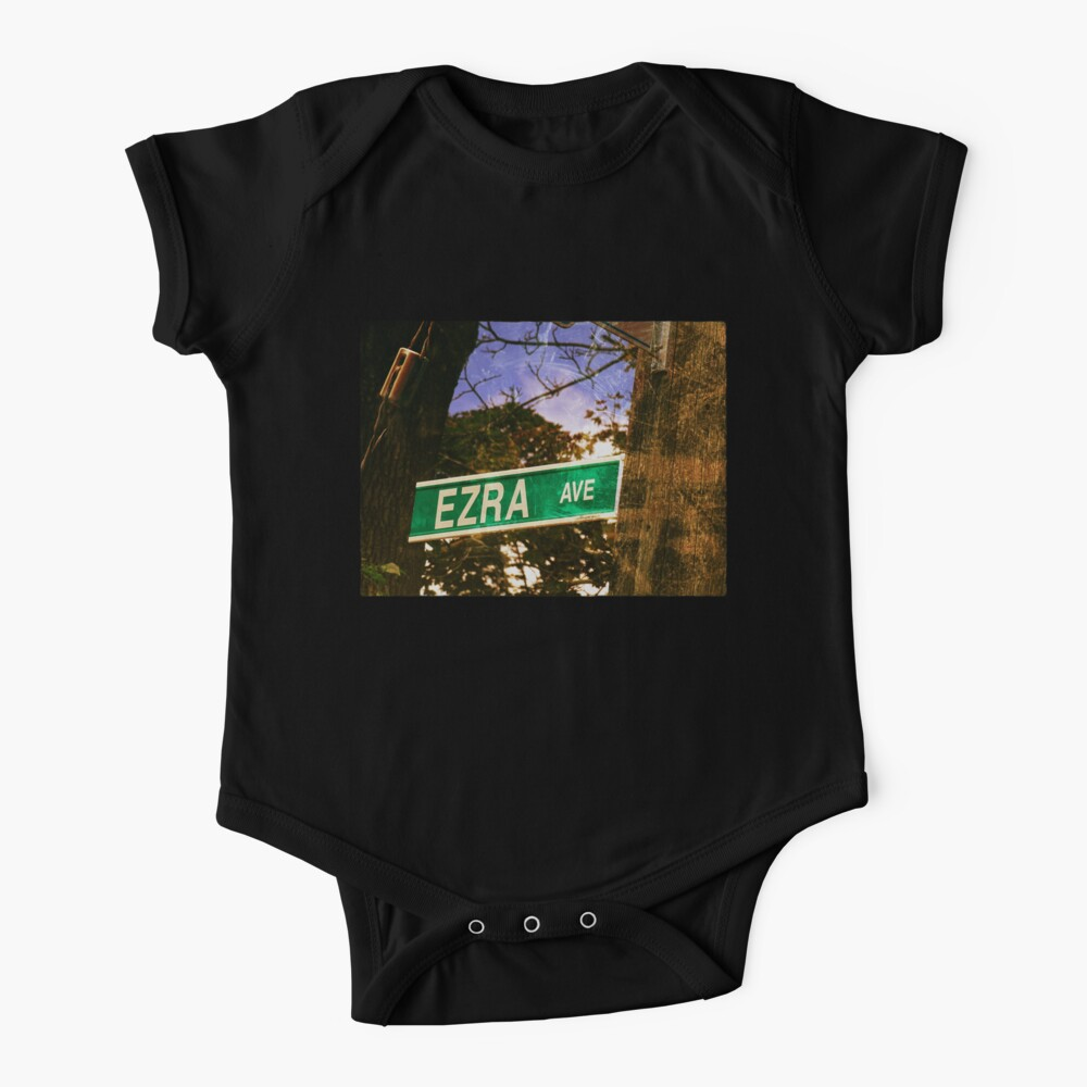 Ezra  Baby One-Piece