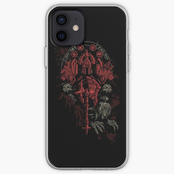 Horde - World of Warcraft - Roi-liche Coque souple iPhone