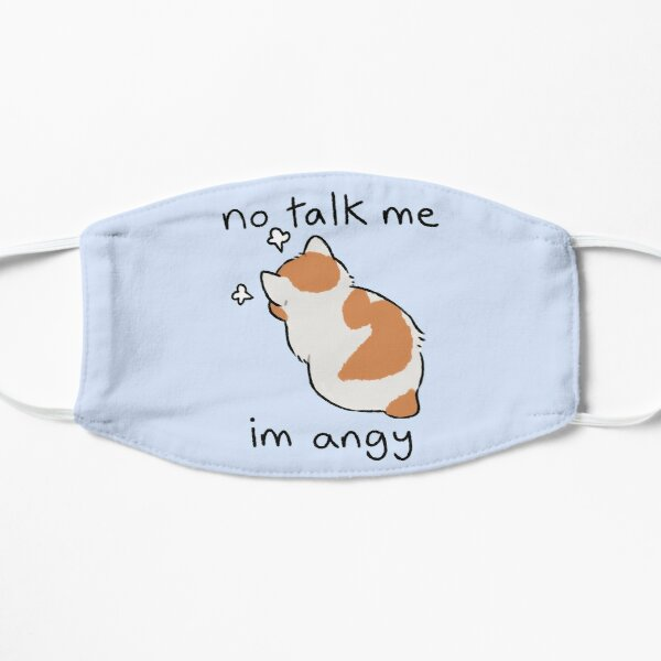 no talk me Mask
