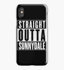 Sunnydale Represent! iPhone Case/Skin