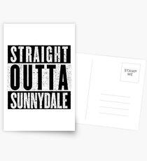 Sunnydale Represent! Postcards