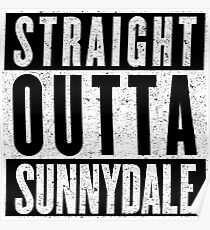 Sunnydale Represent! Poster